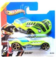 Hot Wheels 113/250 Dieselboy Track Stars